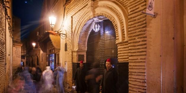Un restaurant marrakchi parmi les meilleurs restaurants en terrasse du monde, selon CNN