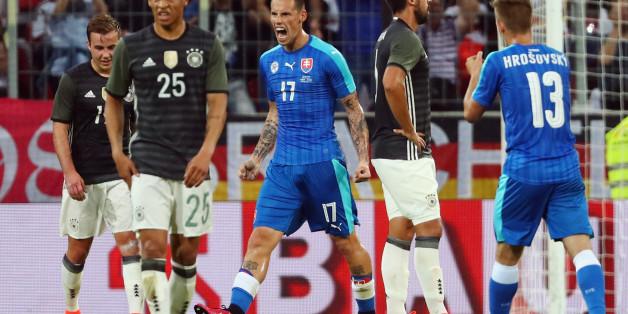 Zittern vor Hamsik? DFB-Elf trifft im Achtelfinale auf die Slowakei