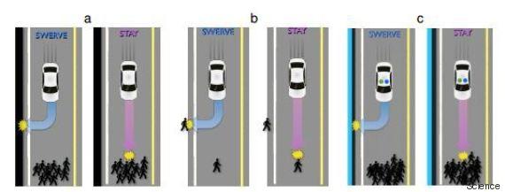 voiture autonome conducteur
