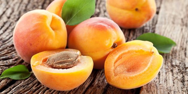 Giftig: Aprikosenkerne enthalten Blausäure
