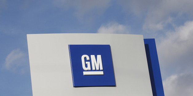 The GM logo is seen in Warren, Michigan October 26, 2015.   REUTERS/Rebecca Cook/File Photo    GLOBAL BUSINESS WEEK AHEAD PACKAGE Ð SEARCH ÒBUSINESS WEEK AHEAD JUNE 13Ó FOR ALL IMAGES