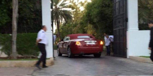 Mohammed VI prend le f'tour chez...