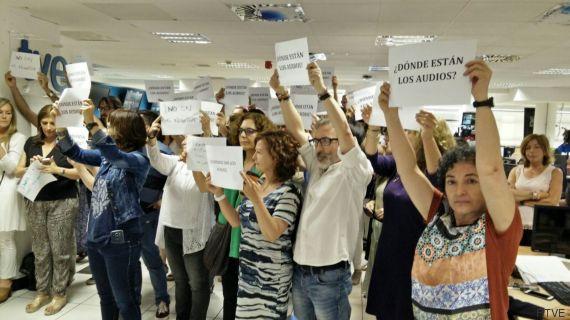 rtve protesta