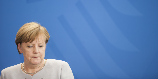 Angela Merkel spricht über den Brexit
