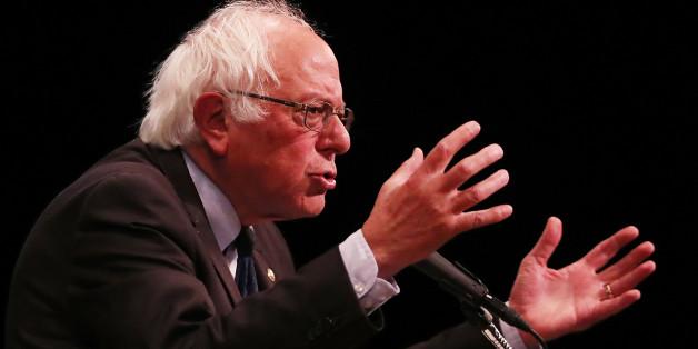 Bernie Sanders will in der anstehenden US-Präsidentschaftswahl seine Konkurrentin Hillary Clinton wählen