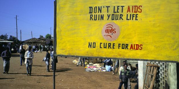 Äthiopien kämpft gegen Aids