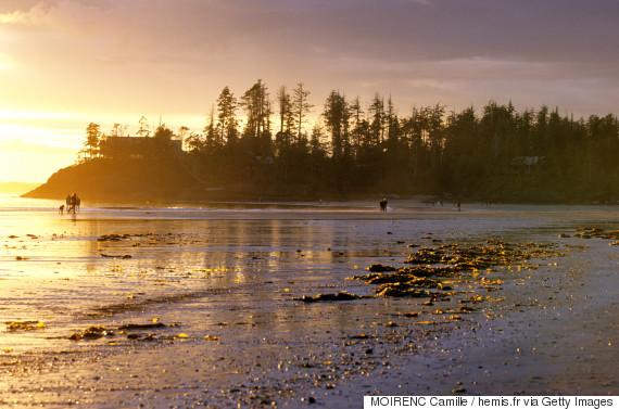 pacific rim national park british columbia