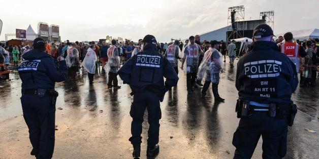 Das Southside-Festival musste wegen schwerer Gewitter abgesagt werden