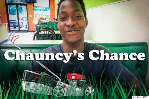 chauncy jones black