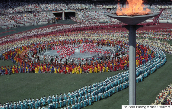 seoul olympic openning