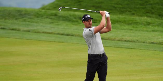 Henrik Stenson spielt auch den vierten Flight bei den BMW International Open
