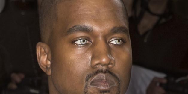 Der Künstler Kanye West provoziert gern