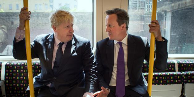 Boris Johnson gilt als der wahrscheinlichste Nachfolger von David Cameron