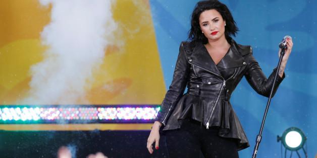 Demi Lovato hatte Angst, früh zu sterben. weil sie ein Kinderstar war.