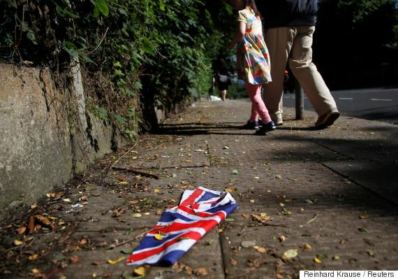 brexit british flag