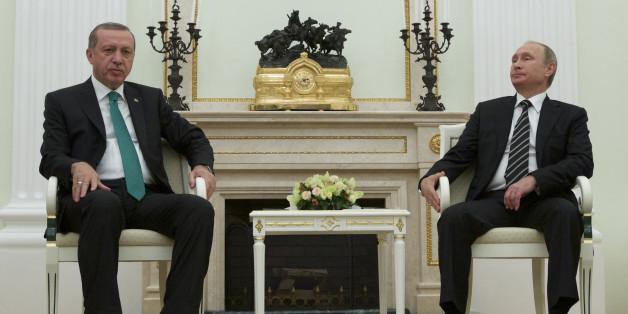 Neue Freunde: Deshalb sucht Erdogan die Annäherung an Russland und Israel
