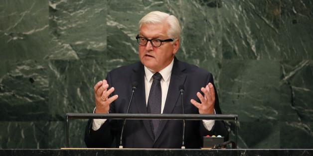 Steinmeier beginnt den Wahlkamp um den Sitz im UN-Sicherheitsrat