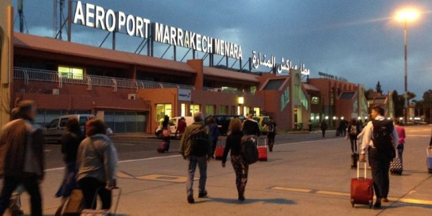 Aéroport de Marrakech