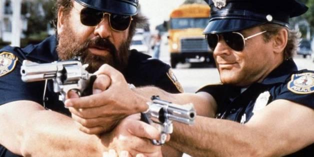 Bud Spencer (hier mit seinem Film-Partner Terence Hill