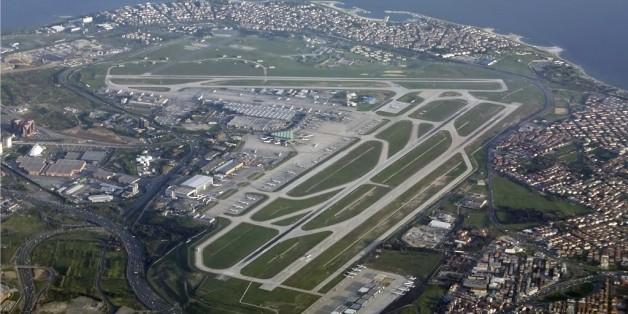 L'aéroport d'Atatürk à Istanbul: un gigantesque hub pour de nombreuses compagnies aériennes