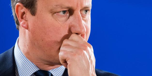 David Cameron auf dem gestrigen EU-Gipfel in Brüssel