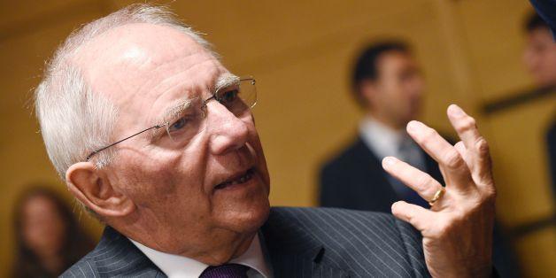 Finanzminister Schäuble hat schon einen Plan für die Zeit nach dem Brexit