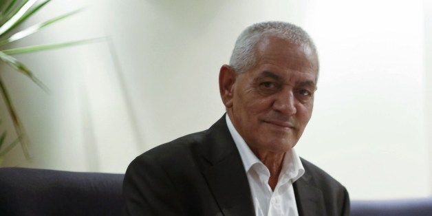 2015 Nobel Peace Prize Tunisian General Labour Union (UGTT)'s secretary general, Houcine Abassi, poses for a photo in Sao Paulo on October 11, 2015. Abassi was awarded the Peace Prize along with the other members of the Tunisian National Dialogue Quartet -Tunisian Confederation of Industry, Trade and Handicrafts (UTICA) Tunisian Human Rights League (LTDH) and Tunisian Order of Lawyers--the Norwegian Nobel Commitee announced, for helping rescue the only democracy that emerged from the Arab Spring, in a hugely symbolic show of support for the country after a wave of jihadist attacks. AFP PHOTO / MIGUELSCHINCARIOL        (Photo credit should read Miguel Schincariol/AFP/Getty Images)