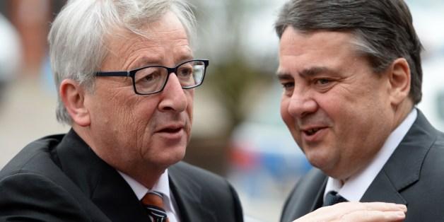 Gabriel hält nichts von Junckers Ceta-Plänen