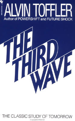 alvin tofflert third wave