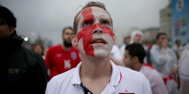 Englands Fußball-Fans wurden auch bei der EM in Frankreich von ihrem Team enttäuscht - wie so oft in den vergangenen 50 Jahren