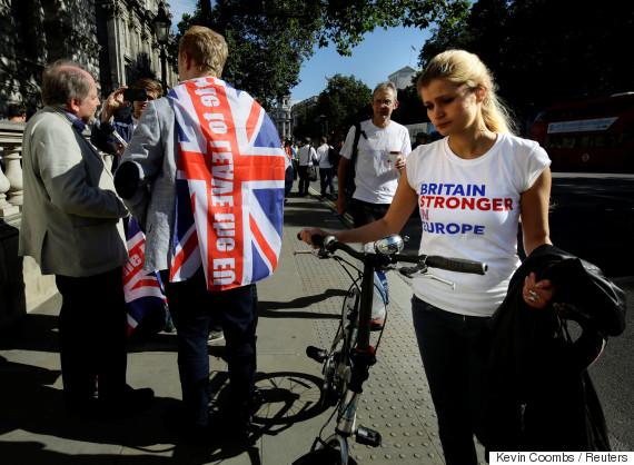 uk leave supporter
