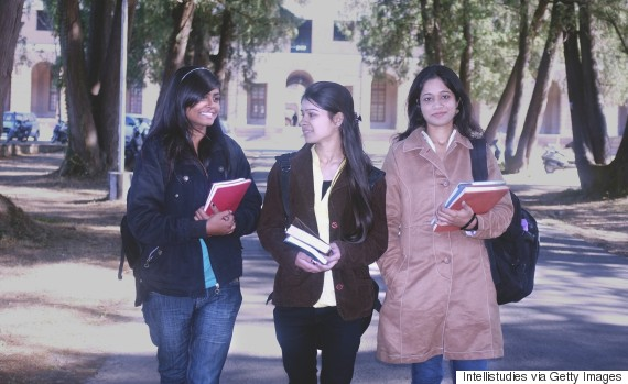 india students college