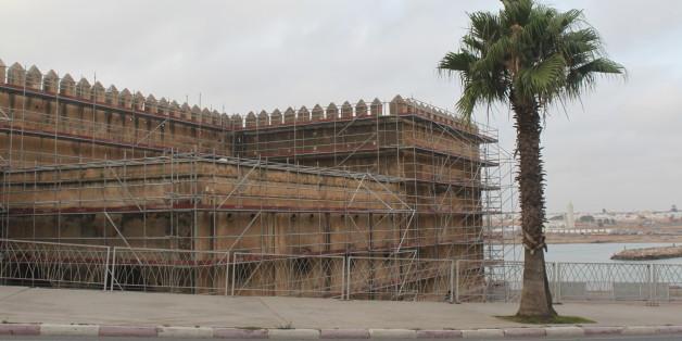 A Rabat, la kasbah des Oudayas fait peau neuve