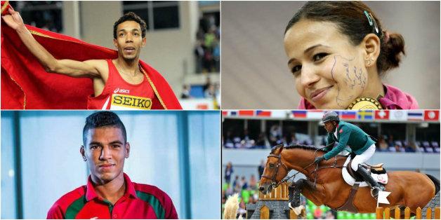 Ces athlètes qui représenteront le Maroc aux JO de Rio 2016