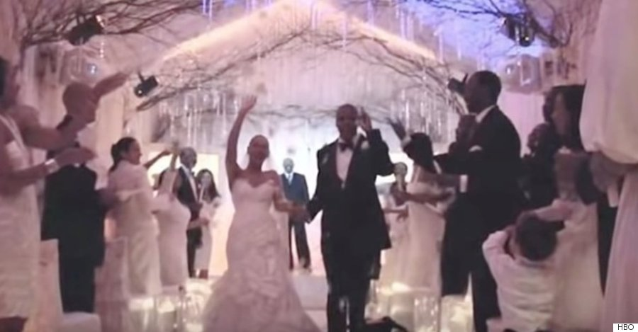beyonce wedding