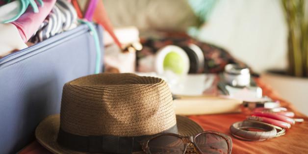 Kofferpacken - so geht es richtig leicht