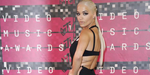 Sängerin Rita Ora ist so erschöpft, dass sie im Krankenhaus sein soll