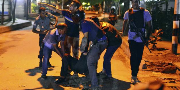 Bangladesh: Anschlag auf Restaurant im Diplomatenviertel von Dhaka