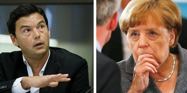 """""""Deutschland führt sich als Besserwisser auf"""": Star-Ökonom Thomas Piketty attackiert die Rolle Berlins beim Brexit"""