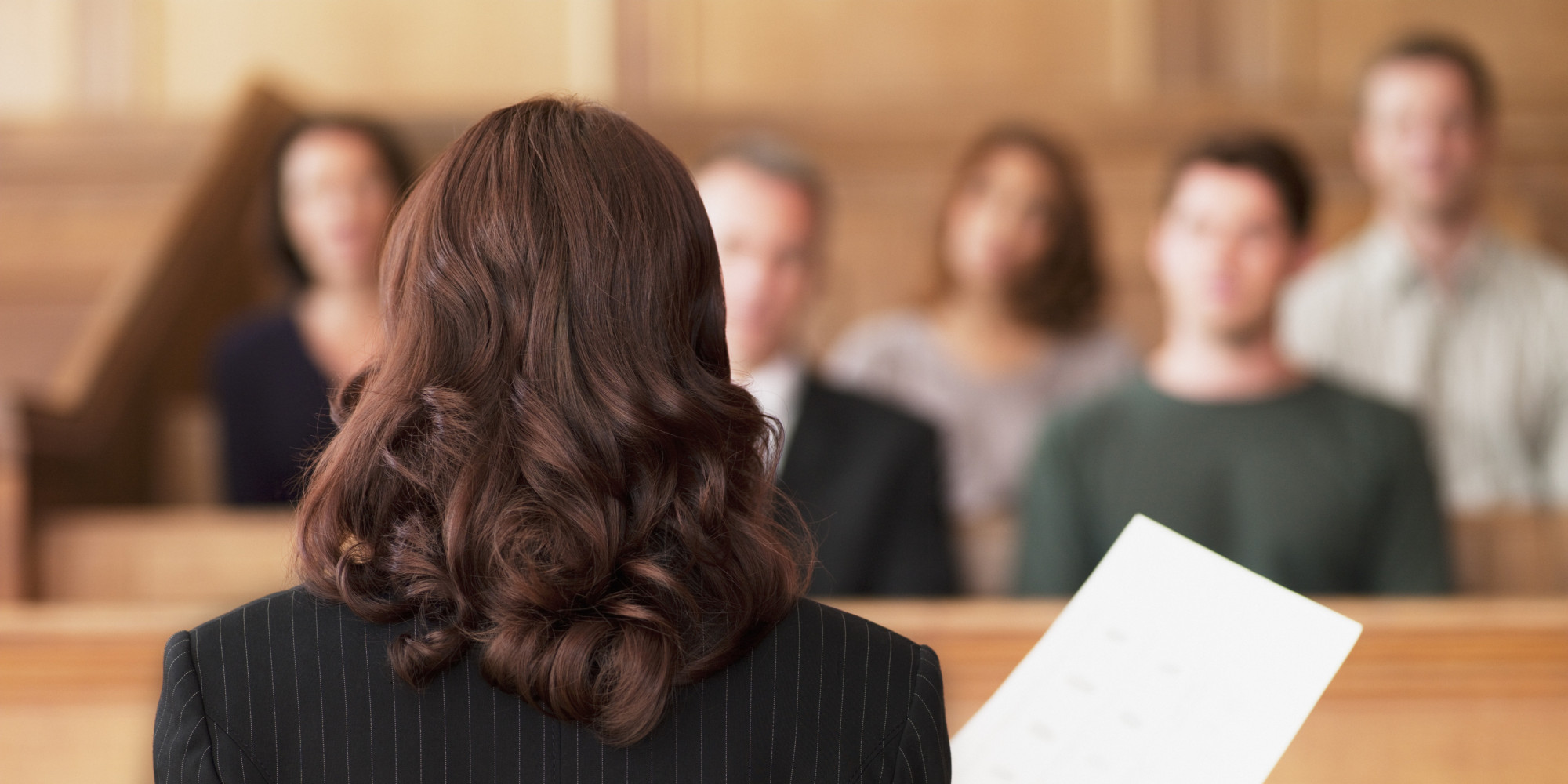 The Soullessness Of Jury Duty   HuffPost