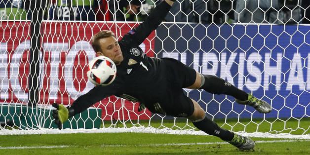 Deutschland Gegen Italien Dfb Auswahl Nach Elfer Drama Im Em