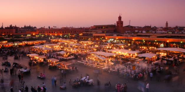 A Marrakech, on ennuie bien le touriste