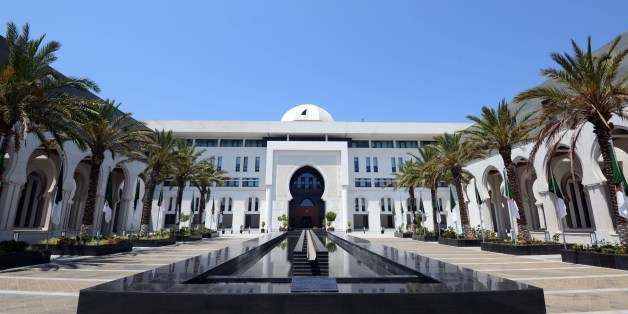 A picture taken on July 16, 2015 shows the Algerian Foreign Affairs ministry in the capital Algiers.  AFP PHOTO / FAROUK BATICHE        (Photo credit should read FAROUK BATICHE/AFP/Getty Images)