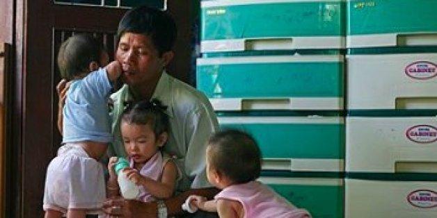 Vietnamese rettet über 100 Kindern das Leben und gibt ihnen eine Zukunft.