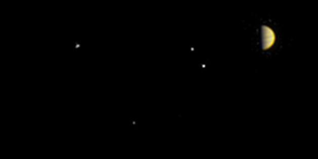 Die Nasa-Sonde Juno nähert sich nun Jupiter