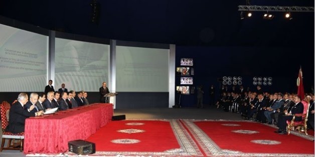 Moulay Hafid Elalamy présente sa stratégie industrielle devant le roi