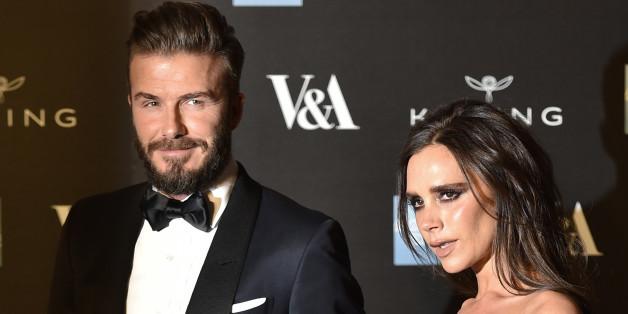 David und Victoria Beckham geben süße Liebeserklärungen nach 17 Jahre Ehe ab