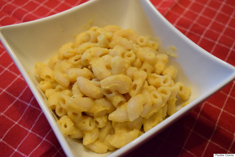 allergyfriendly mac and cheese
