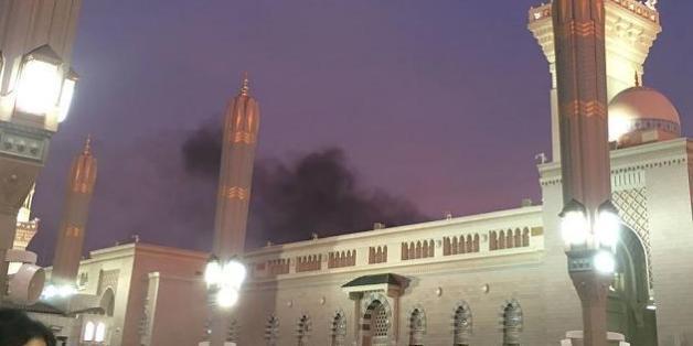 Anschlag in Medina.