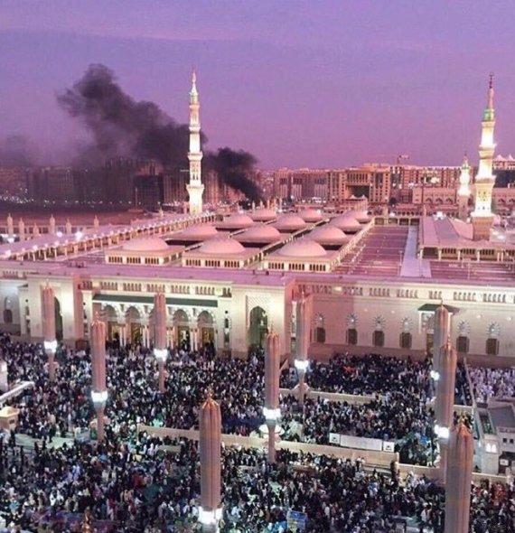 medina saudia
